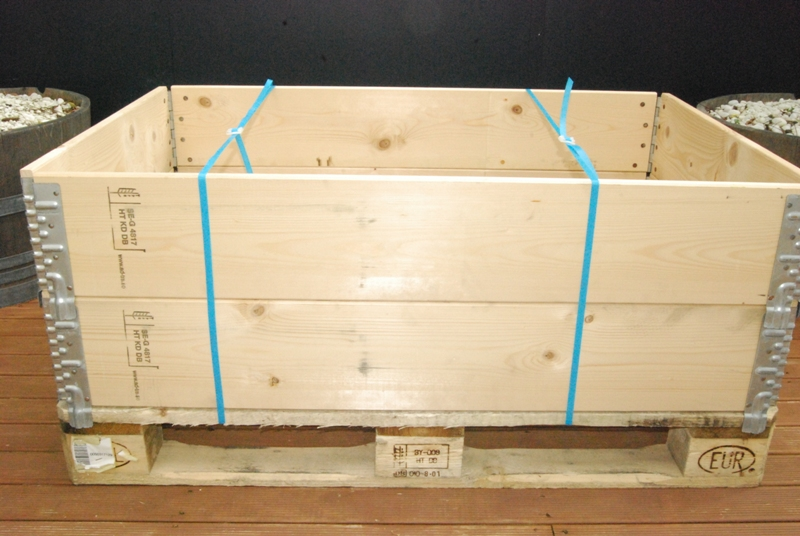 Images of Pallet Collars | Pallet Boxes | Shipping Crates ...